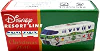 【東京ディズニーリゾート 2010 「クリスマス」 リゾートライン トミカ】 TDR Christmas DISNEY RESORT LINE Tomica