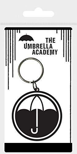 1art1 The Umbrella Academy - Icon Portachiave (6 x 4cm)