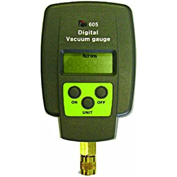 Fieldpiece AVG2 Digital Vacuum Gauge Accessory Head Standard Plumbing Supply