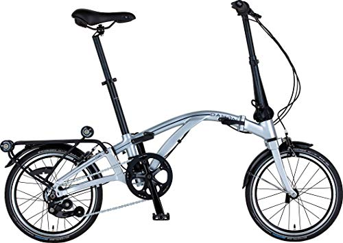 ダホン(DAHON) Curl i4 インターナショナルモデル フォールディングバイク 16インチ 2019年モデル CUA644 ...