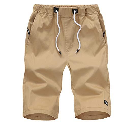 Pantalons pour Hommes Sport Sweatpants Shorts Sarouels Élasticité Elevée Jogging Pantalon D'entraînement Pantalon Sport Décontracté