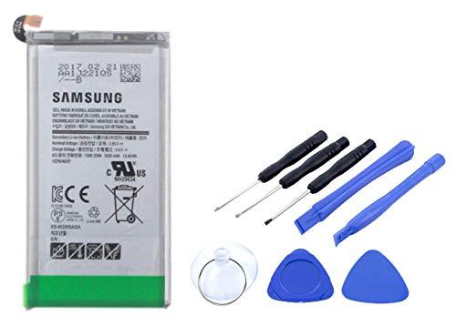 2in1–Set de batería para Samsung Galaxy S8Plus | batería de Ion de Litio de Repuesto para con 3500mAh Incluye Juego de Herramientas