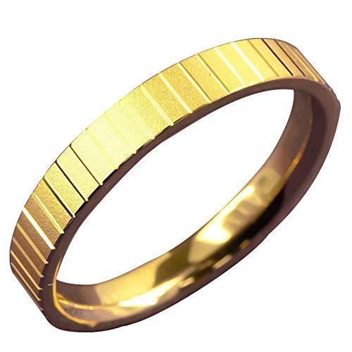 [アトラス]Atrus リング メンズ 24金 純金 鍛造 ゴールド 指輪 地金 5号