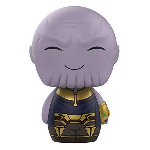 Funko 26480 Avengers Infinity War 26480 Avengers Dorbz Marvel Thanos Figure, Multicolor