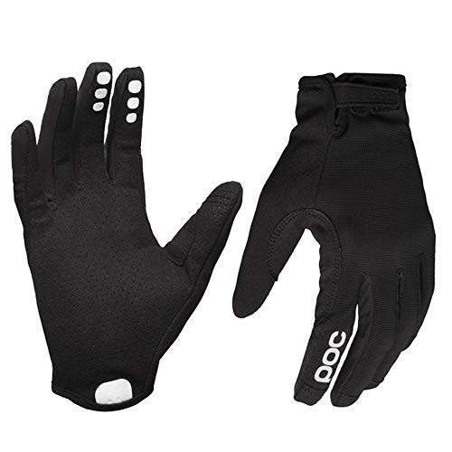 POC Resistance Enduro ADJ Glove Handschuhe, Uranium Black, XL