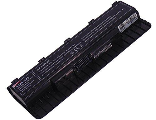YASI MFG® Laptop Akku 10.8V 56Wh 5200mAh A32N1405 Ersatz Akku Batterie für ASUS G551 G58JK G771 G771JK G771JM G551JK G551JM N551 N751 GL551 GL771 GL551JM GL551JM-DH71 Series