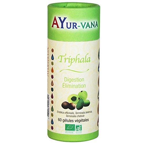 TRIPHALA BIO GELULES : Pour purifier l'intestin selon l'ayurvéda