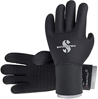 SCUBAPRO Everflex Gloves 5mm, Black
