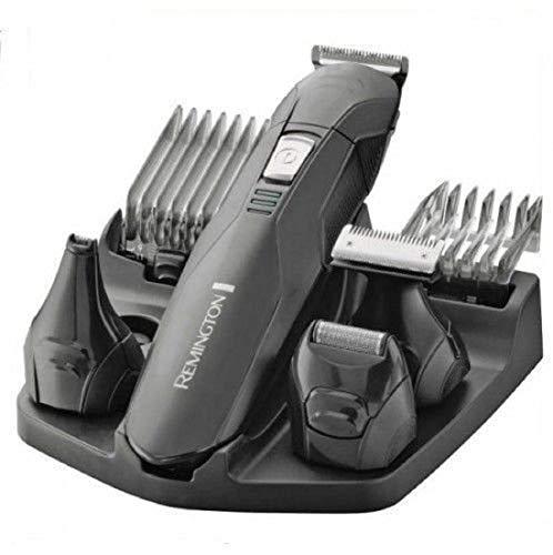 Remington Tondeuse Multifonctions, Tondeuse Cheveux et Barbe, Rasoir Electrique - PG6030 Edge