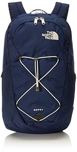 The North Face Rodey Mochila, Unisex Adulto, montgbl/Vintgwt, OS
