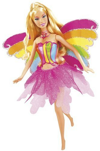 Barbie Fairytopia L3903-0 - Magic Hada del Arco Iris Elina