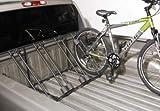 Advantage SportsRack BedRack Truck 4 Bike Rack with 10 ft Cable Lock