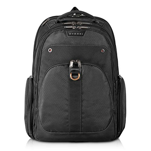 Everki EKP121-1 Atlas Checkpoint Laptop Backpack
