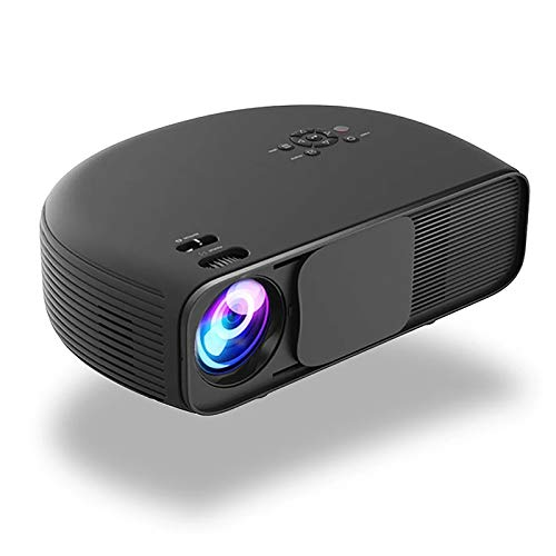 Projector Full Hd Home Projector 1080p Smart 4000 Lumens Low Noise Monolithic LCD for Home Theater Hd Home Portable Mini Projector -  Pinzheng
