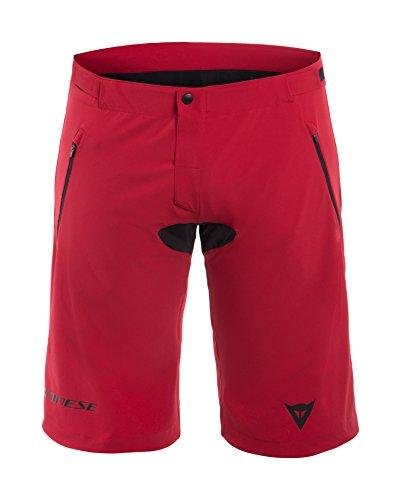 Dainese S.p.A. HG Shorts 2 Pantalones Cortos de MTB, Chili-Pepper, L Mens