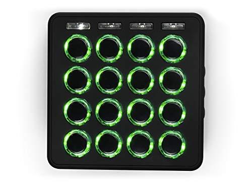 Dj Techtools Midi Fighter 3D Contrôleur DJ Midi / USB