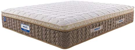 Amore International Medico Eurotop 8 inch Bonnell Spring Mattress(72x36x8).