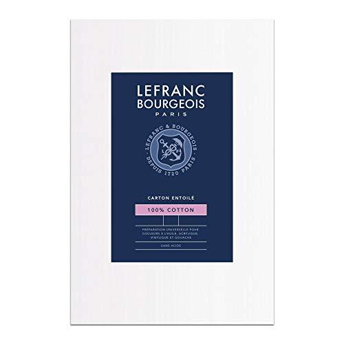 Lefranc Bourgeois Carton Entoilé 6P