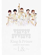 King & Prince CONCERT TOUR 2020 ~L&~(初回限定盤)(2Blu-Ray)[Blu-Ray]