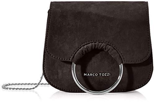 MARCO TOZZI Damen 2-2-61007-24 Clutch, Schwarz (Black), 8x17x19 cm