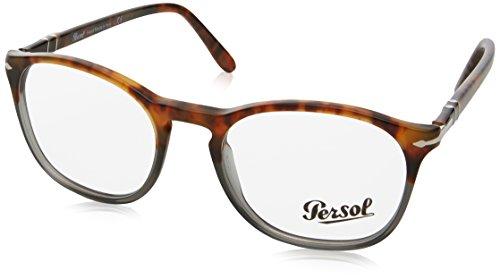 Persol, occhiali da uomo, PO3007V FUOCO E ARDESIA
