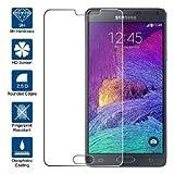 coque-personnalisable Verre Trempé pour Samsung Galaxy Note 4 - Vitre de Protection - Film de...
