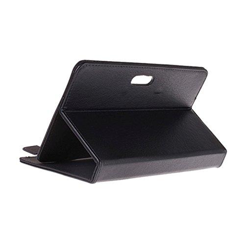 BRALEXX Universaltasche für Tablet PC passend für i.onik TP Serie 1 - 7 Zoll, Schwarz 7 Zoll