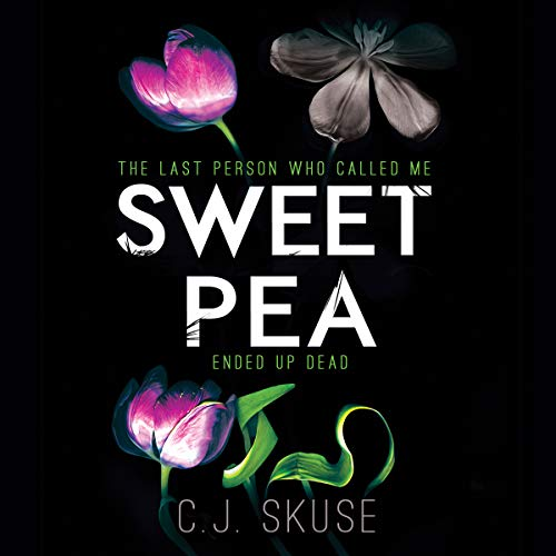 Sweetpea audiobook cover art