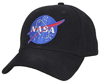 Rothco NASA Low Pro Cap Black