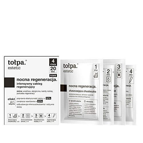 Tolpa Tratamiento Regenerador Intensivo Regeneración Estética Noche, 1 Tratamiento