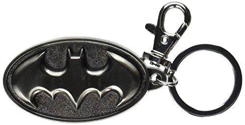 Batman Dark Knight 3D Logo Metal Keyring
