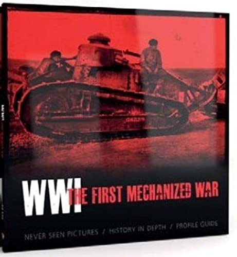 WWI The First Mechanized War Book AK Interactive by AK Interactive