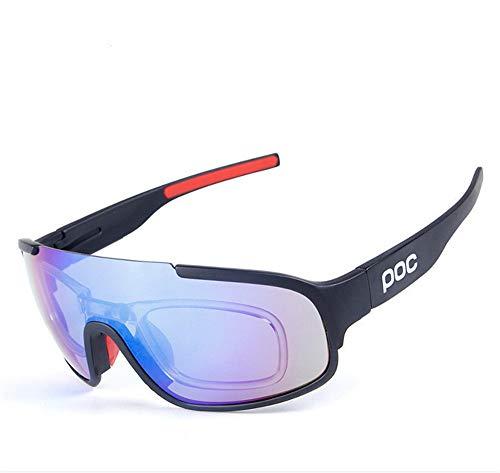 Deportivas Correr Pesca Conducir Mujere Viajes,Protección UV Clásico Gafas De Sol Deportivas,Polarizadas Ciclismo Gafas De Sol,Antideslumbrantes Hombre Gafas-A 15.3x5.7cm(6x2inch)