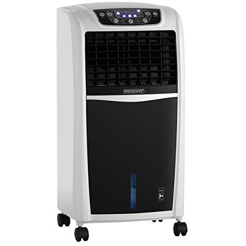 Klimagerät 4in1 Fernbedienung 8 L Tank Timer Mobil Luftbefeuchter Ventilator Klimaanlage Ionisator Luftkühler