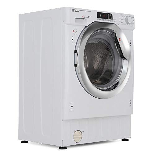 Hoover HBWM814SAC-80 8kg 1400rpm Integrated Washing Machine - White