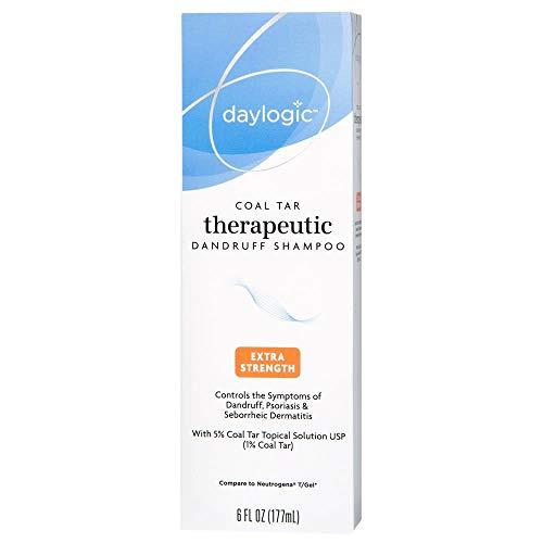 Daylogic Therapeutic Dandruff Shampoo, Coal Tar, Extra Strength, 6 fl oz
