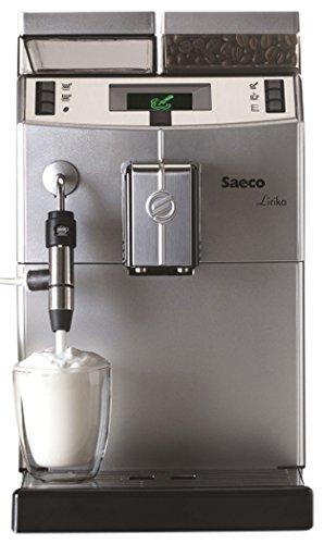 Saeco 10004477 Lirika Macchiato ekspres do kawy, ABS, 2 litry, czarny