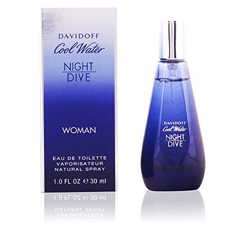 Davidoff Cool Water Night Dive Woman Eau De Toilette 50 ml (woman)
