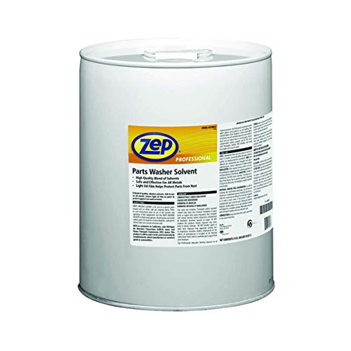 Zep Professional R19935 Parts Washer Solvent with Citrus, 5 Gallons