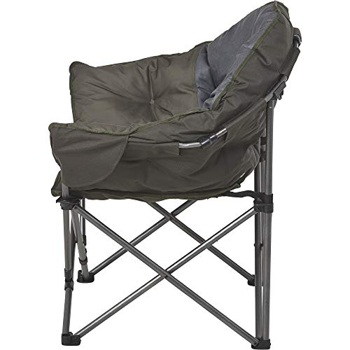 Westfield Outdoor Portal Oversized Folding Club Camp Chair - 500-Lb. Capacity, Green