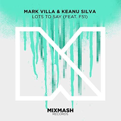 Mark Villa & Keanu Silva feat. F51
