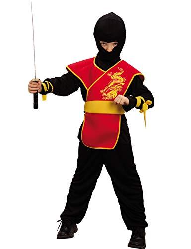 DEGUISE TOI Déguisement Ninja Tunique garçon - M 7-9 Ans (120-130 cm)