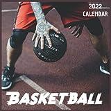 Basketball Calendar 2022: 2021-2022 Basketball Weekly & Monthly Planner   2-Year Pocket Calendar   19 Months   Organizer   Agenda   Appointment   For Basketball Lovers