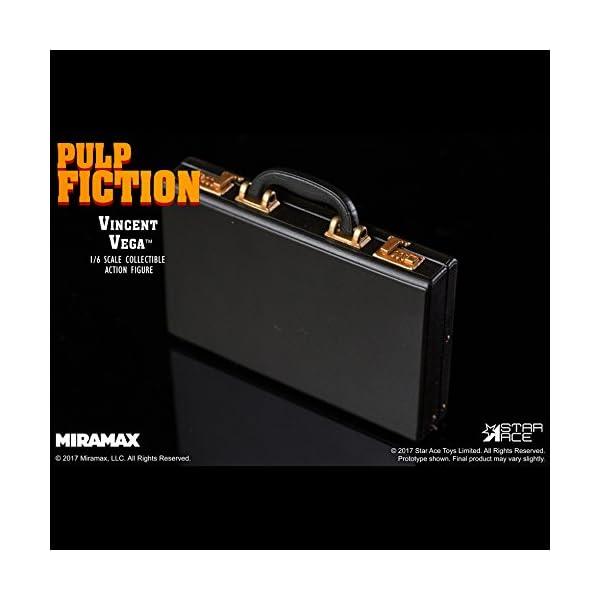 Star Pulp Fiction My Favourite Movie Action Figure 1/6 Vincent Vega 30 cm Toys 6