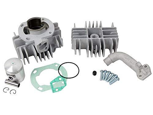 Zylinder Tuning Ersatzteil für/kompatibel mit Airsal Hercules Prima M Sachs 504/505 Motor 65ccm