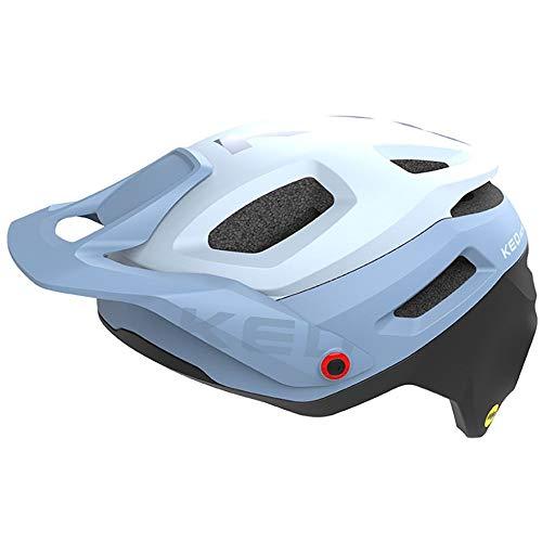 KED Pector ME-1 Helm Faded Denim matt Kopfumfang L | 56-61cm 2021 Fahrradhelm