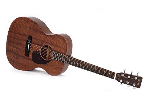 Western-Gitarre Sigma 000M-15 komplett Mahagoni