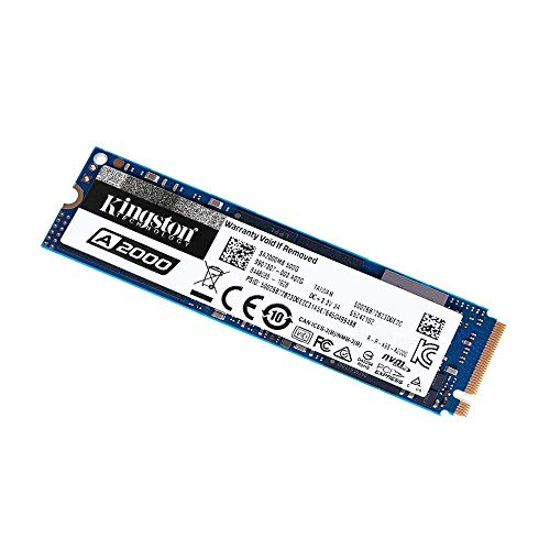 Kingston A2000 SA2000M8/250G SSD (NVMe PCIe M.2 2280 250GB)