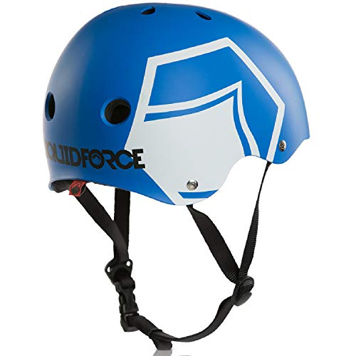 Liquid Force Helmet Hero Wakeboard Helm, Blau S blau