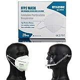 Lot de 20pcs - Masque de protection FFP2 KN95 - Marquage CE